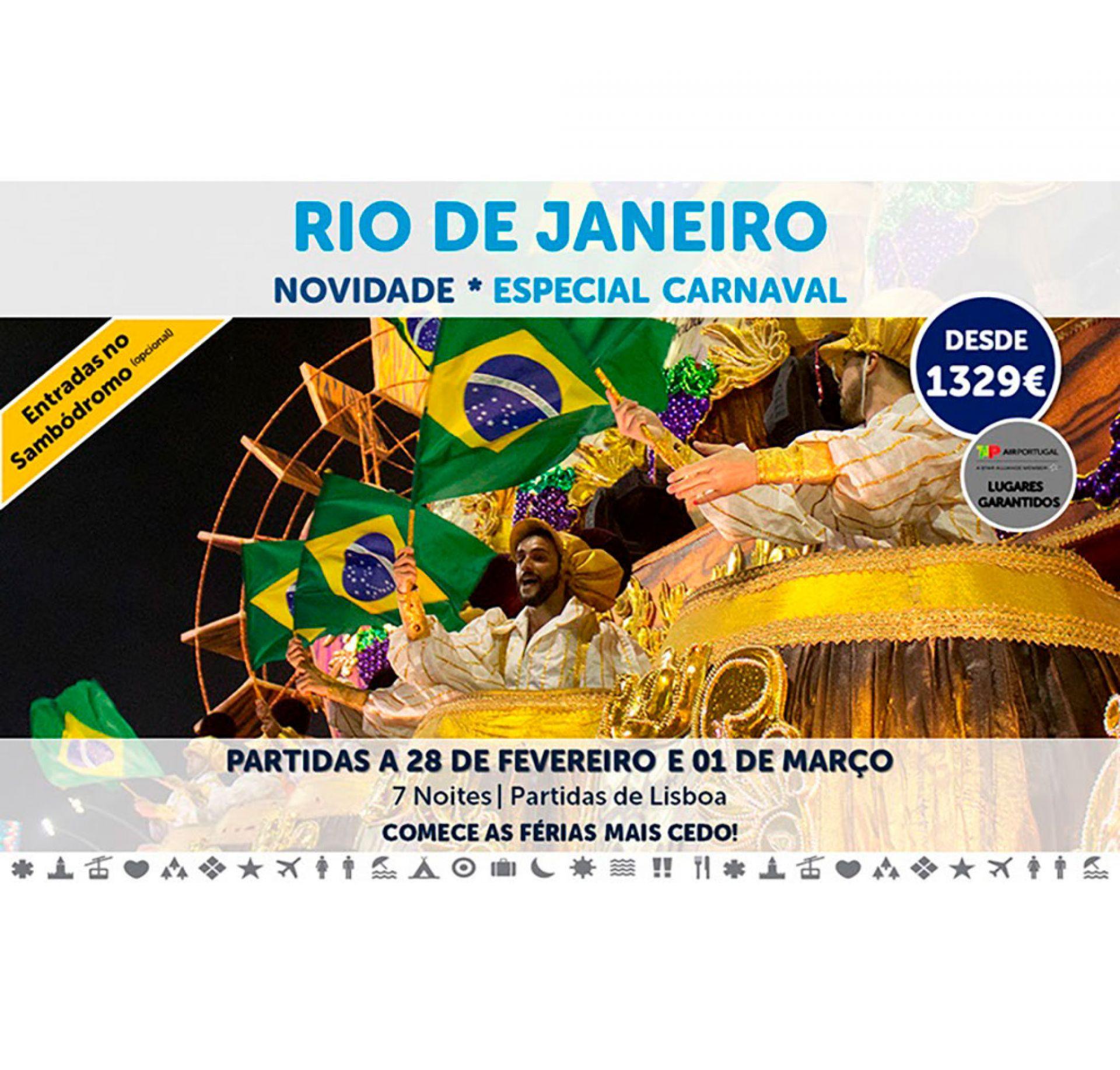 Rio de Janeiro - Carnaval