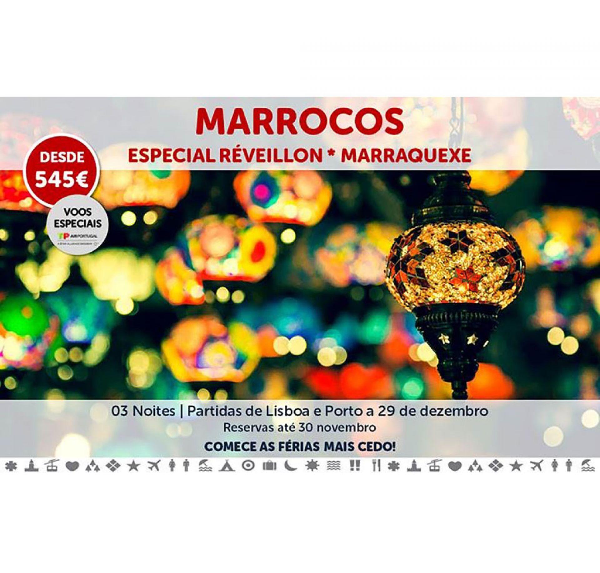 Passagem de Ano 2019 - Marrocos